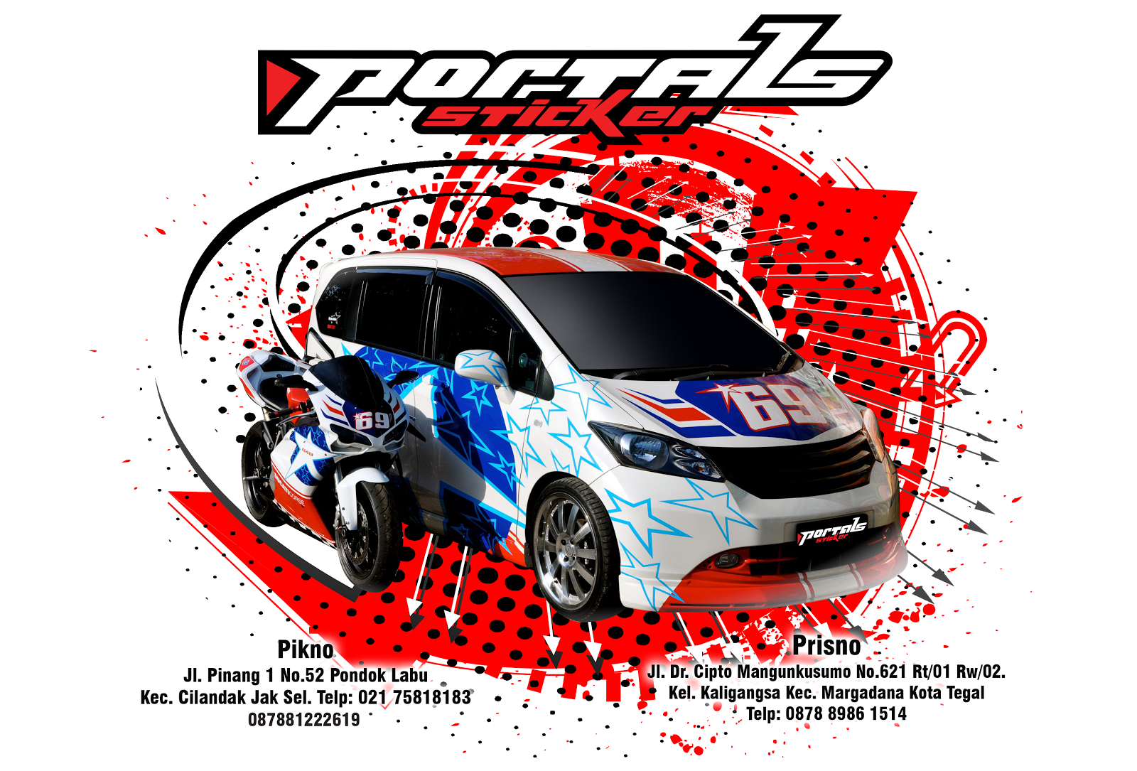 PORTALS STICKER