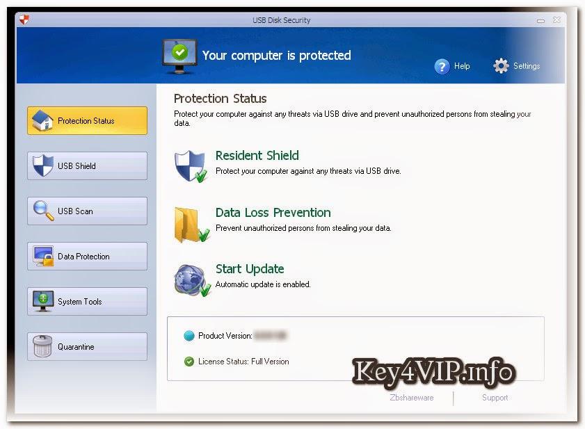 USB Disk Security 6.5.0.0 Actived Full,Phần mềm diệt và bảo về Virus lây lan qua USB
