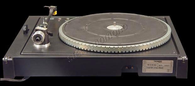 Stereonomono Thorens Td 105 Mk2