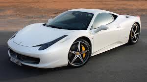 SUPER CARS: HISTORY OF FERRARI 0-60 MPH