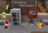 Vending Machines Revamped Mod para Minecraft 1.7.10/1.8