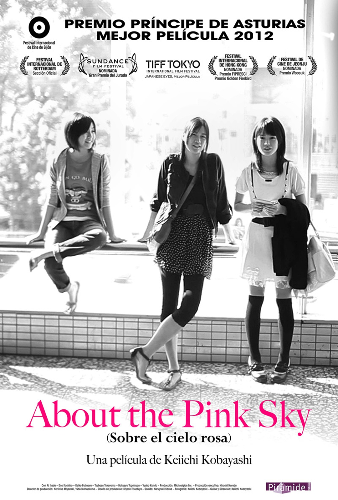 About The Pink Sky (Sobre el Cielo Rosa)