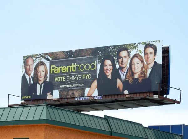 Parenthood 2015 Emmy billboard