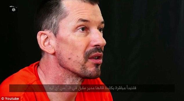 Islamic State of Iraq and Syria, ISIS, John Cantlie, Barack Obama