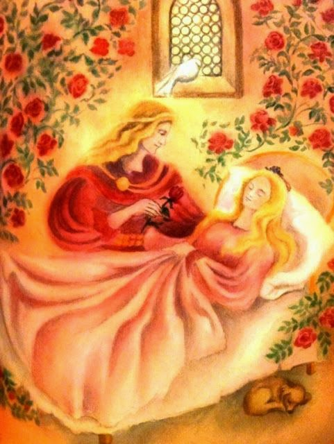 briar rose allegory No doubt, every one of us are aware about the basic flowers and meanings, like sending a red rose to express love and gifting a yellow rose to a best friend to say thank you for being there for me well.