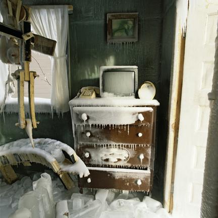 habitacion tras glaciacion