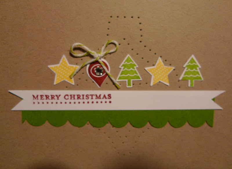 Stampin'Up Merry Minis! title=