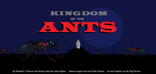 KINGDOM of the ANTS