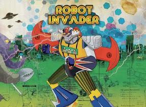 Robot Invader