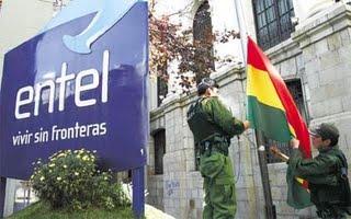 Internet en Bolivia