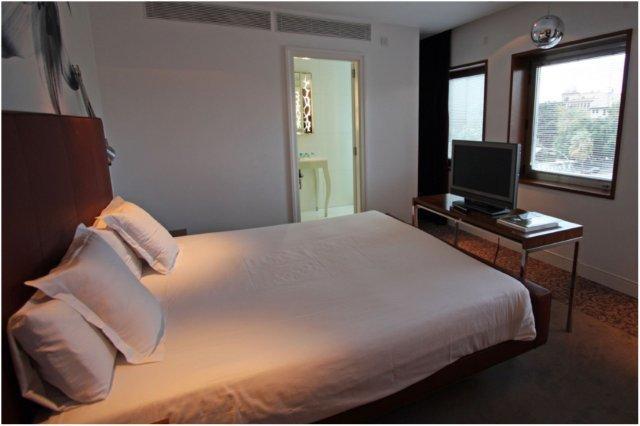Habitacion en el Hotel Ur Palacio Avenida en Palma de Mallorca