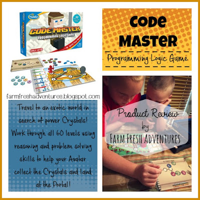 Code Master~ Programming Logic Game {Product Review}