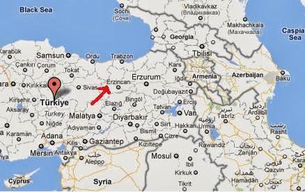 Occupation of Erzincan July 25 1916 Armenian Holocaust My Story