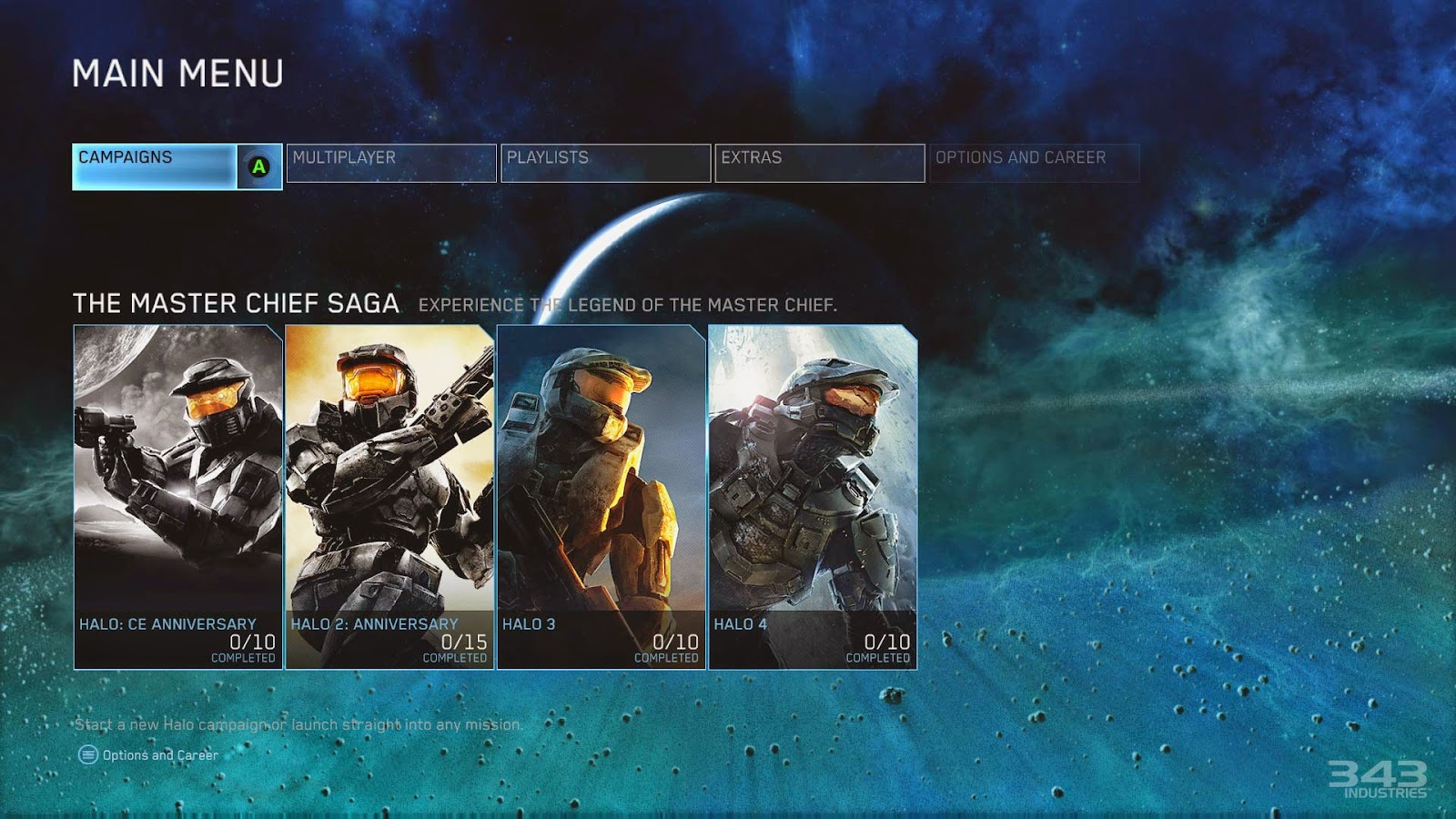 Se filtra video de Halo: The Master Chief Collection
