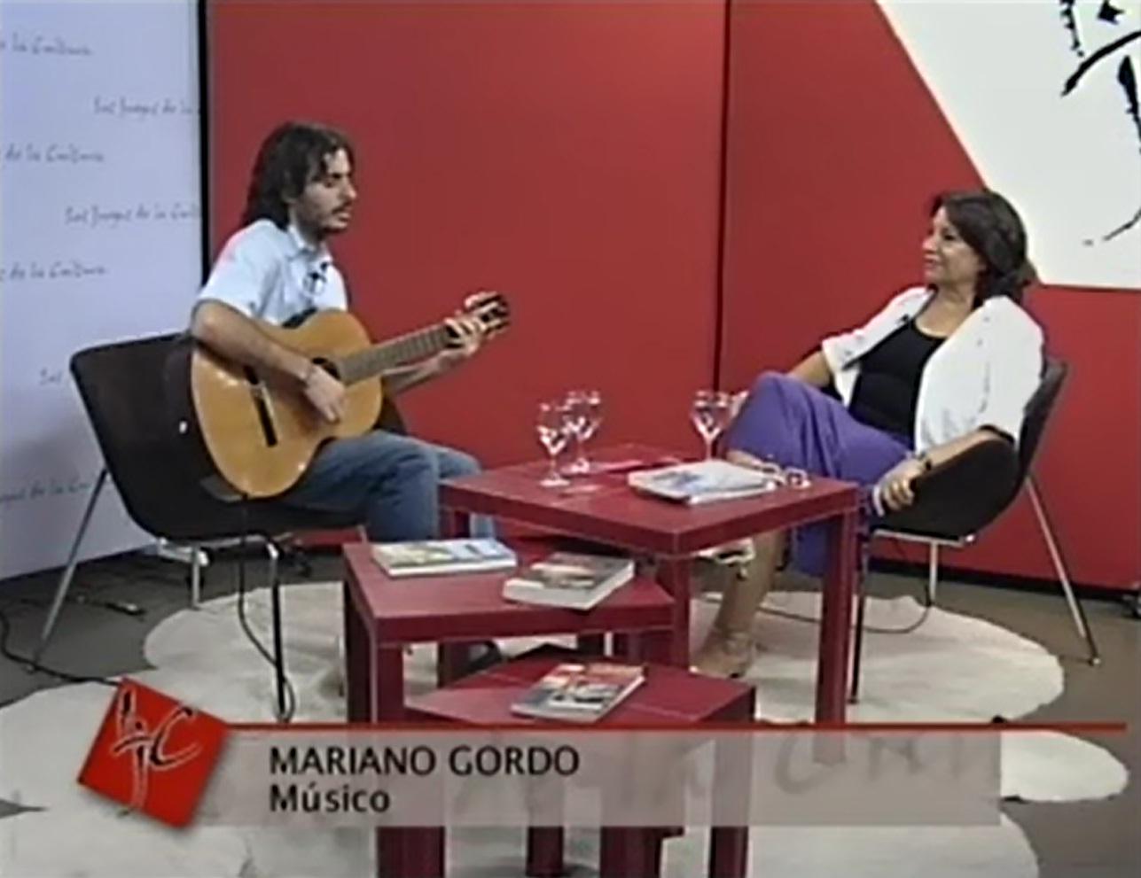 """En el Programa de Tv """"Los Juegos de la Cultura"""""""