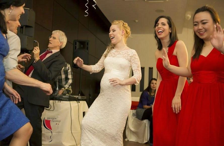 луди танци до зори на сватба