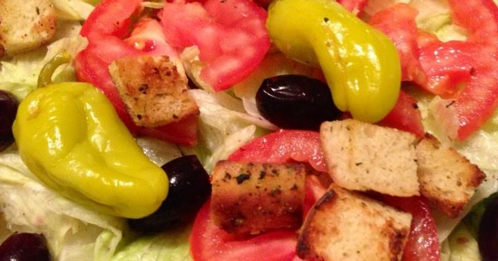 The Comforting Vegan Vegan Olive Garden Salad Dressing