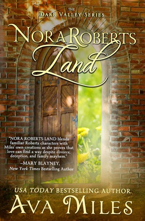 http://www.amazon.com/Nora-Roberts-Land-Dare-Valley-ebook/dp/B00DP64BN8/ref=sr_1_1?s=digital-text&ie=UTF8&qid=1401544709&sr=1-1&keywords=nora+roberts+land+by+ava+miles