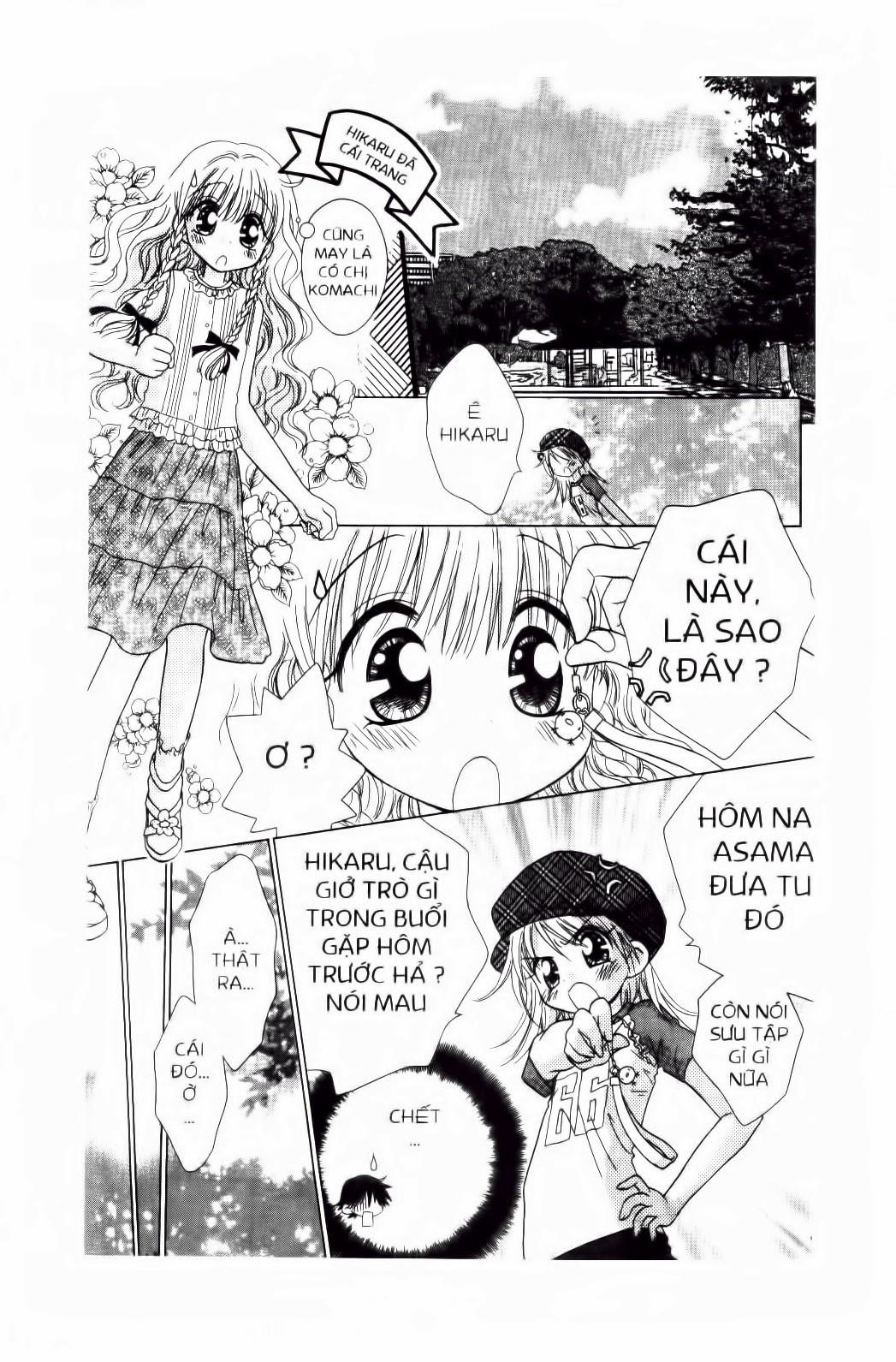 Chắp Cánh ước Mơ chap 67 - Trang 8