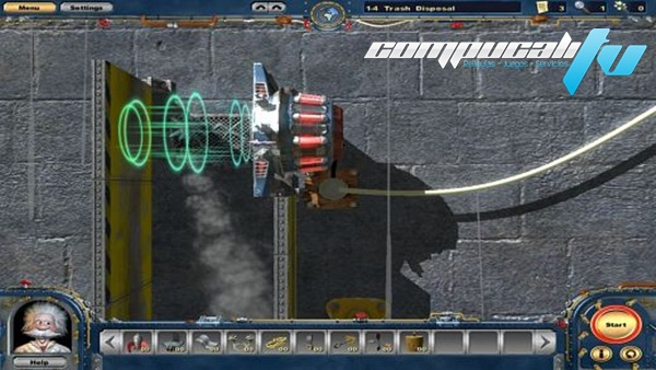 Crazy Machines 2 Invaders from Space Bundle Edition PC Full TiNYiSO