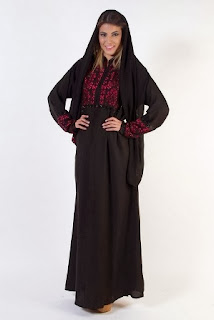 Luja Arabian Abaya Collection