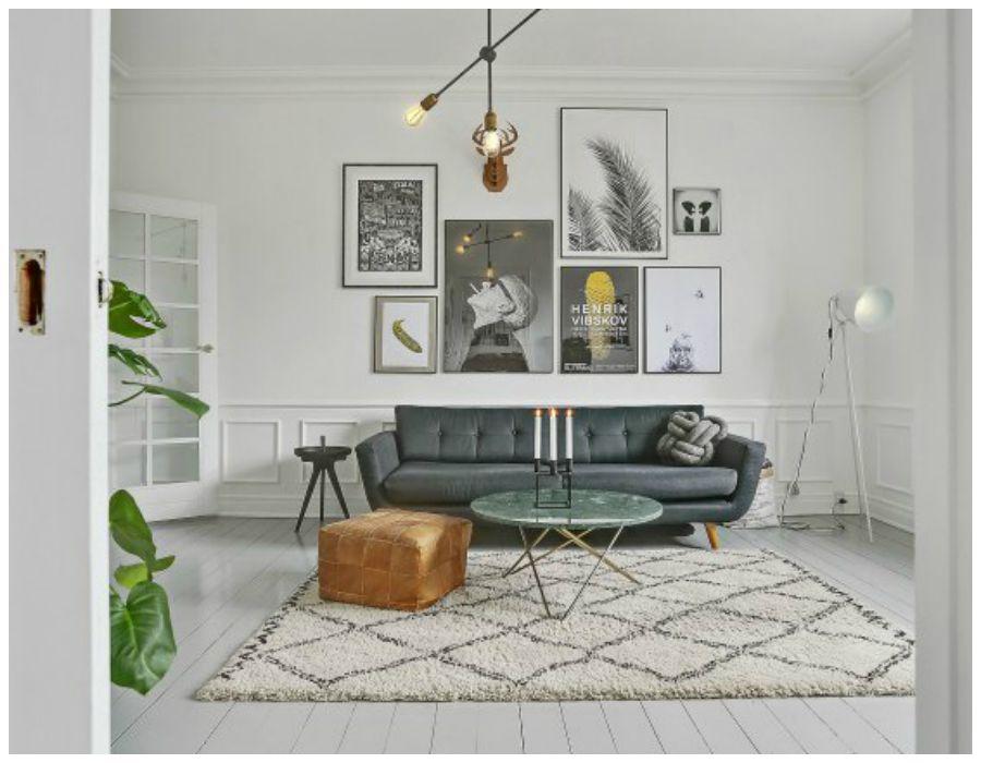 Decoraci n f cil suelo de madera en colores for Suelo economico para interior