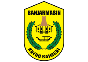 Pemkot Banjarmasin Logo Vector download free