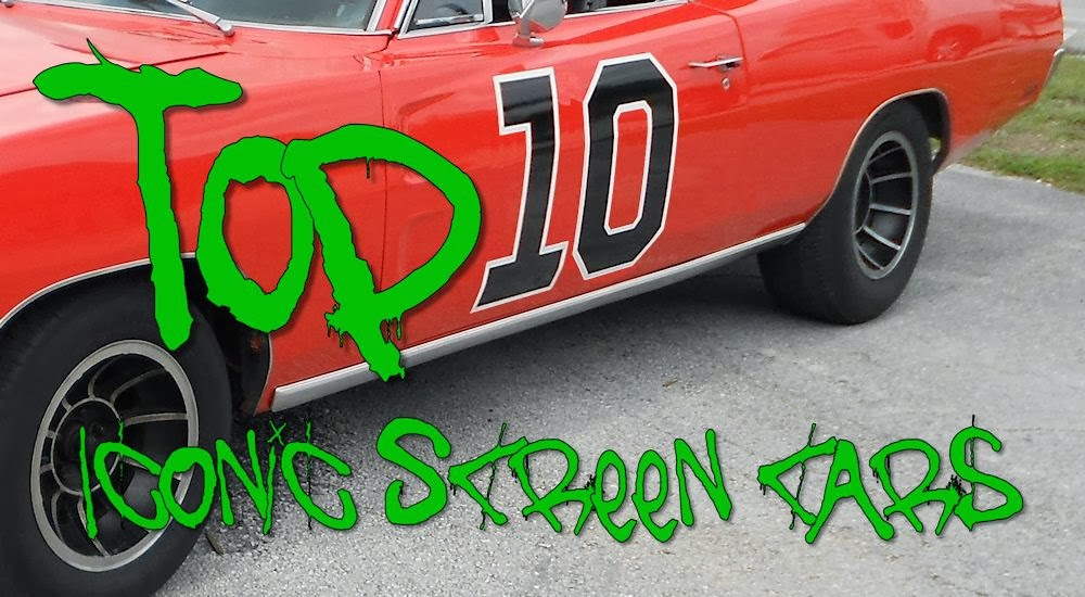 Top 10 iconic screen cars