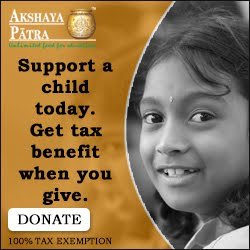Donate to Akshaya Patra