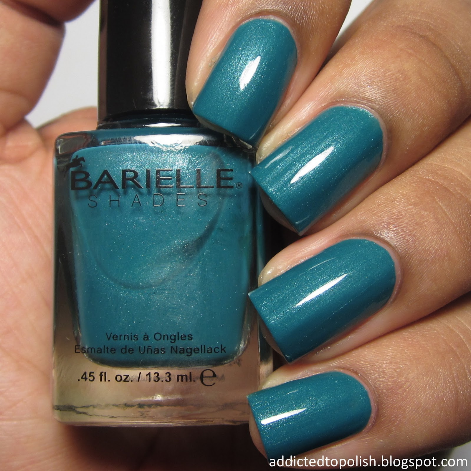barielle under the sea spring 2015