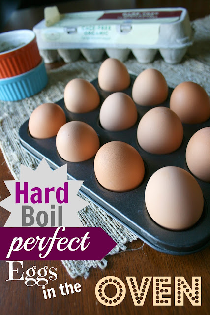 Perfect eggs every time!