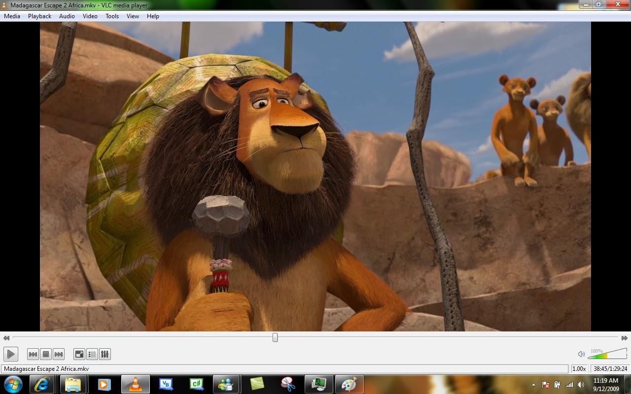 تحميل برنامج 2.0.8 VLC media player لتشغيل جميع صيغ الصوت والفيديو لويندوز ولينوكس وماك مجاناً