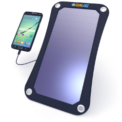 SunLabz® Portable Solar Charger Ultra-Efficient Solar Panels
