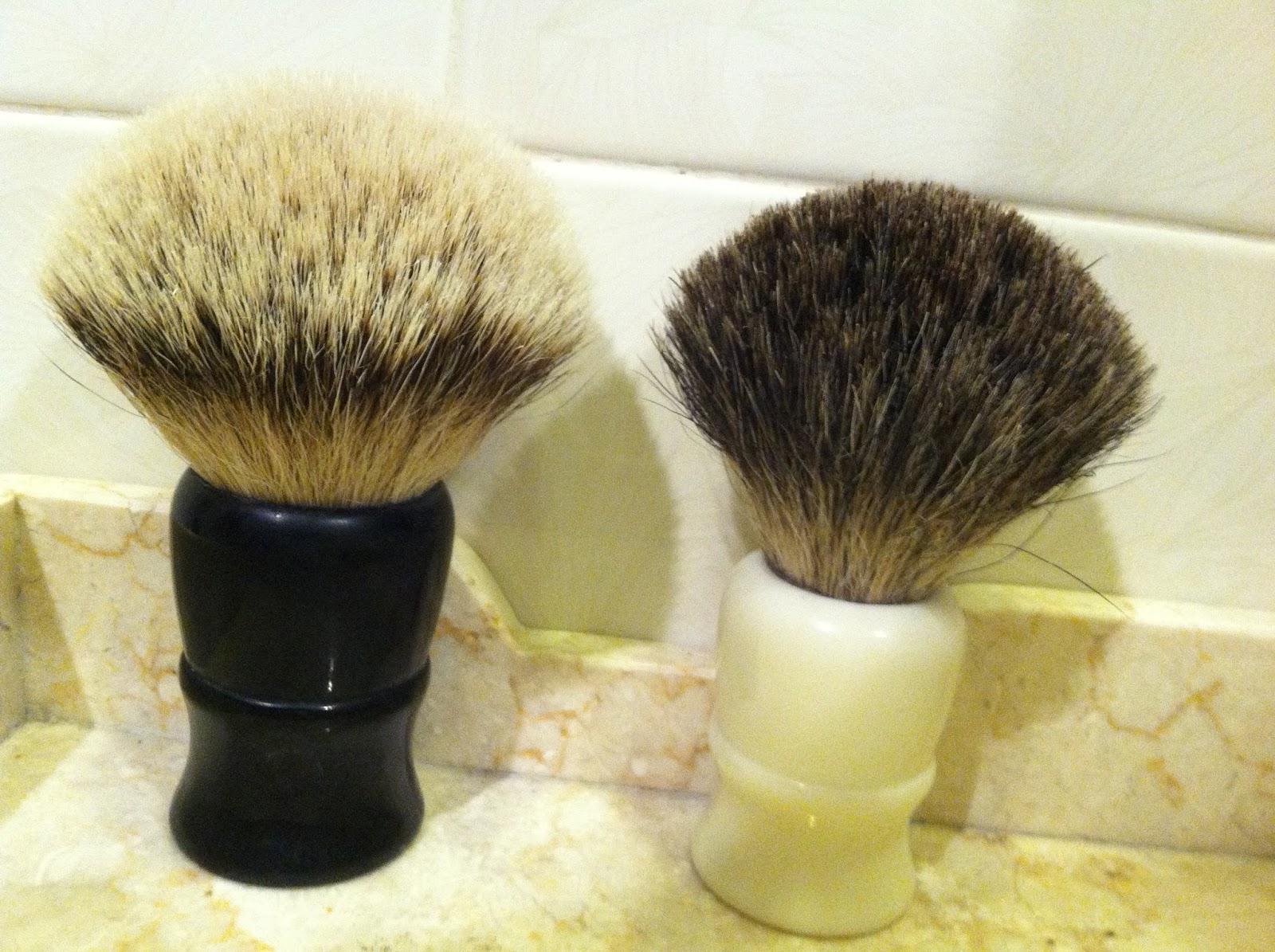 for sale baby shoes never worn whipped dog badger shaving brush