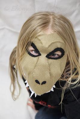 t-rex mask