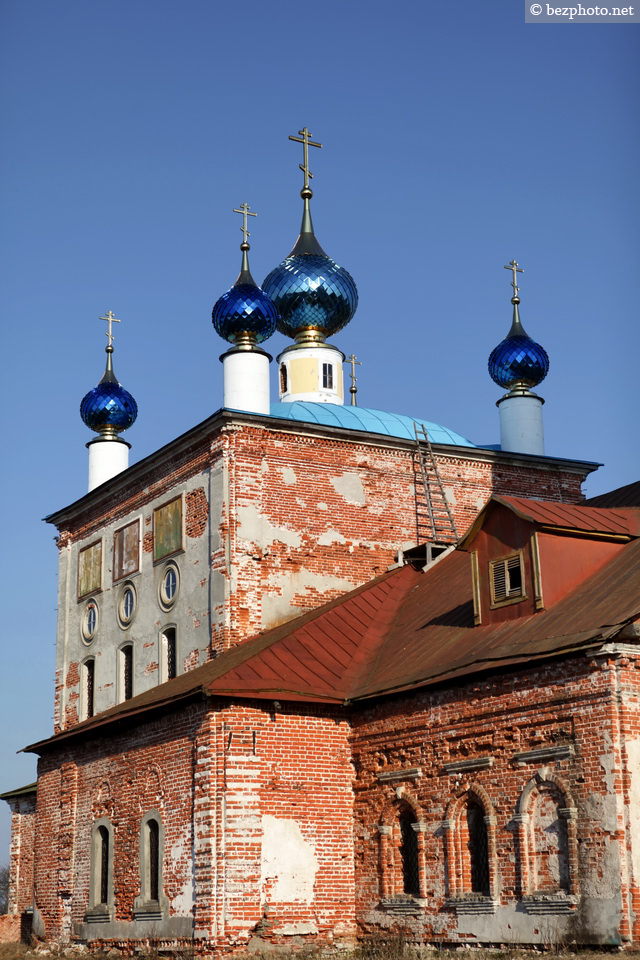 храмы кимрского района тверской области