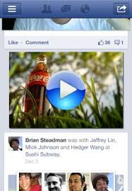 Autoplay Facebook Mobile