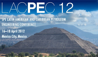 LACPEC 2012 petroleo y gas