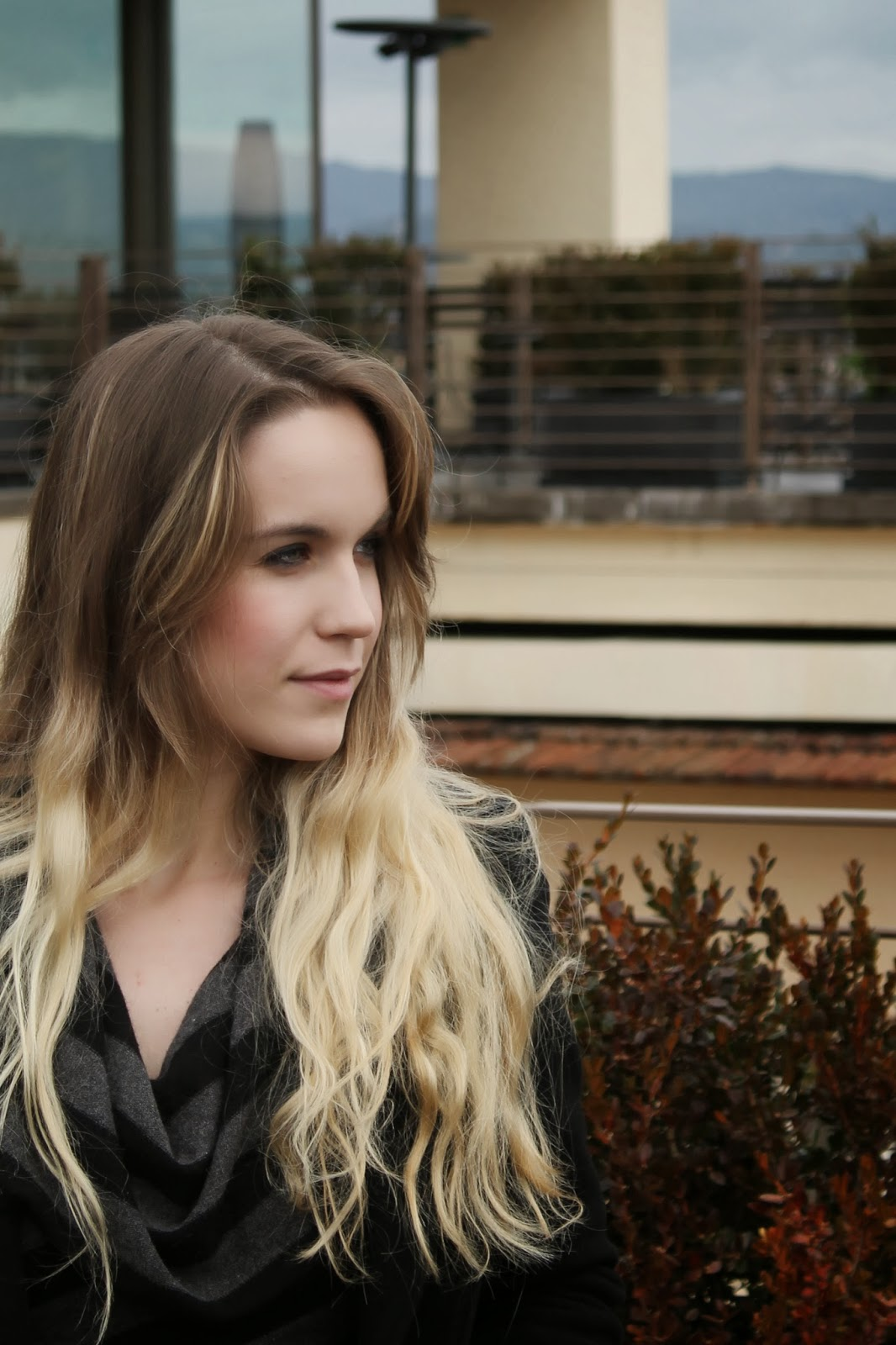 ombre hair, blogger bionda, florence fashion blogger