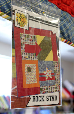 Rock Star Quilt Pattern