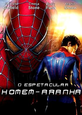 Filme Poster O Espetacular Homem-Aranha R6 XviD Dual Audio & RMVB Dublado