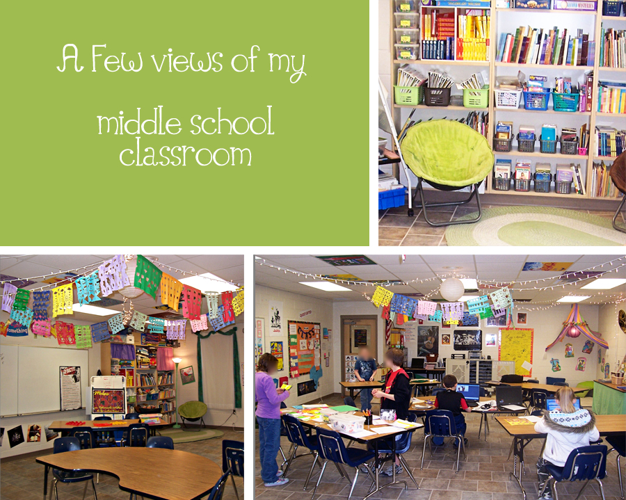 Middle School Reading Classroom Decorations ~ Summer reading projects for middle school myideasbedroom
