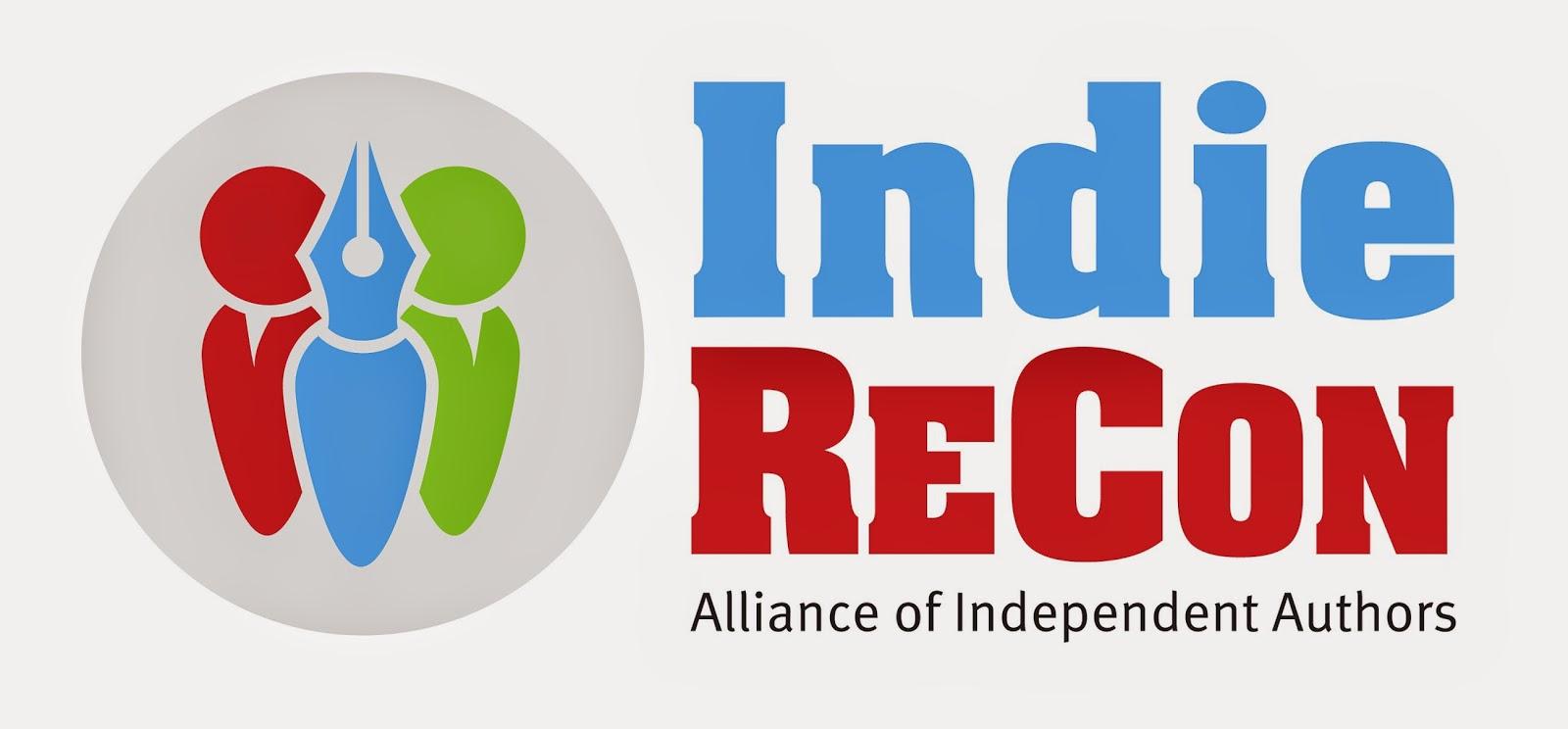 #IndieReCon Day 1, www.JoLinsdell.com
