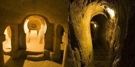 Bandar Bawah Tanah Berusia 5000 Tahun Ditemui