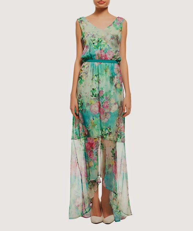 renkli+elbise+2014koton Koton 2014   2015 Elbise Modelleri, koton elbise modelleri 2014,koton elbise modelleri 2015,koton elbise modelleri ve fiyatları 2015,koton elbise modelleri ve fiyatları 2014