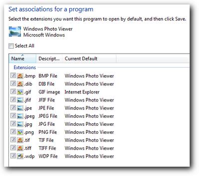 Type file