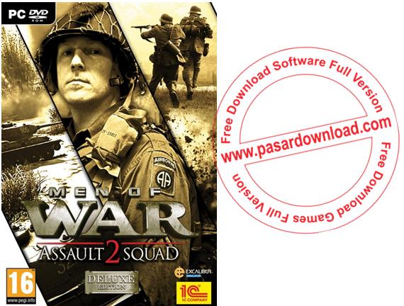 Free Download Games Men of War Assault Squad 2 Full Repack