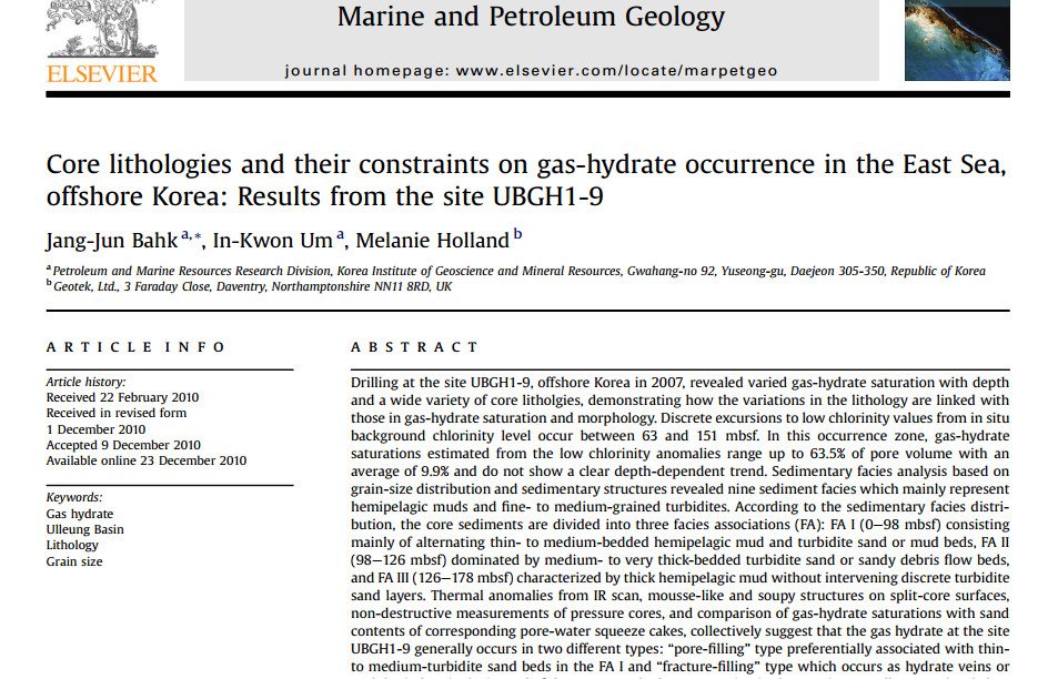 ediment grain size and mineralogy distribution Grain-size analysis of lacustrine sediments 233 to determine the lithological composition of the sediments (content of water and of organic, carbonate, and mineral matter) the well-homogenized sediments.