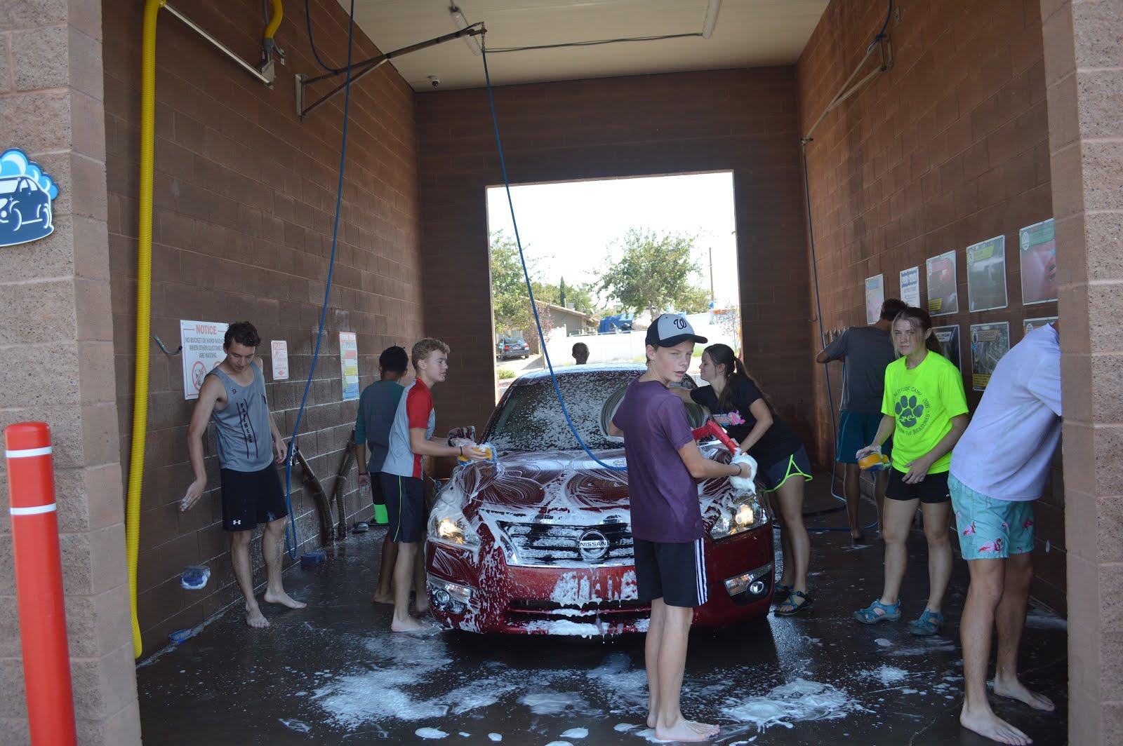 Car Wash '17