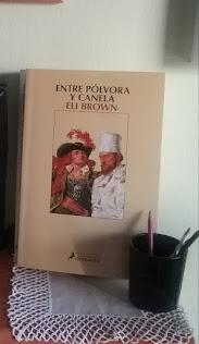 ESTOY LEYENDO  A ELI BROWN
